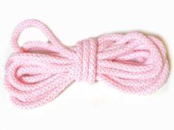 Baumwollkorde rosa