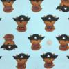 Jersey Stoff Piratenbär Größenvergleich