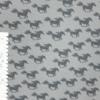 Stoff Pferde Lineal