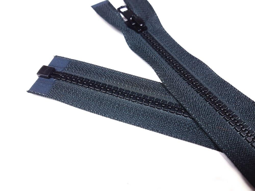 Reißverschluss Arten: teilbarer Reißverschluss