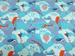 Alles fliegt von Blauberstern türkis