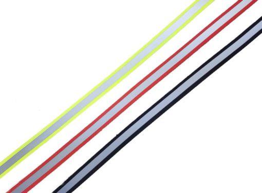 Reflektorband zum Aufnähen alle Farben