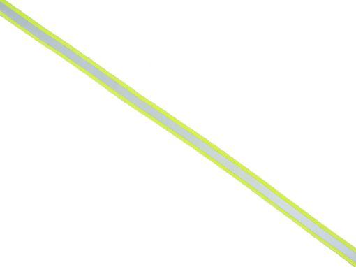 neon gelbes Reflexband Sicherheit im Dunklen