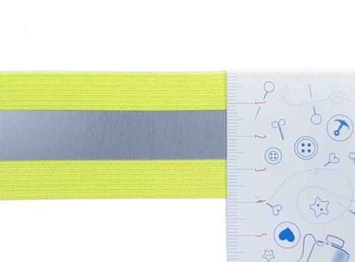 elastisches Reflexband Lineal