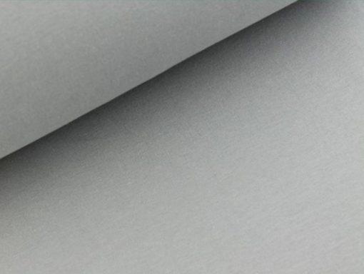 Bündchen Schlauchware in hellgrau