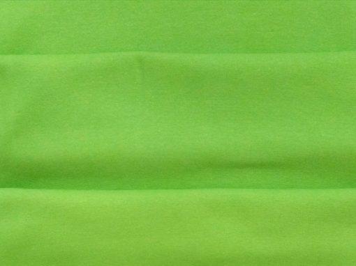 SanDaLu glattes Bündchen grün Falten