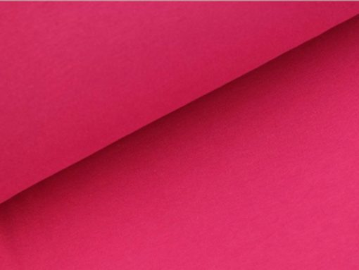 SanDaLu glatte Bündchenware pink