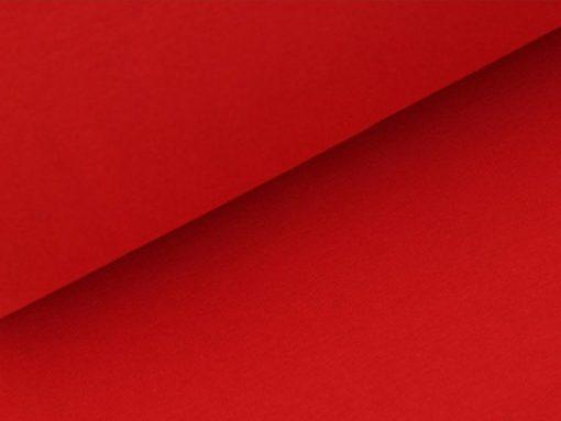 SanDaLu glattes Bündchen rot