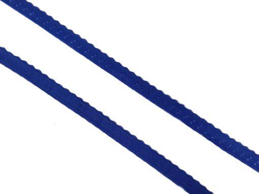 SanDaLu elastisches Einfassgummi kornblumenblau