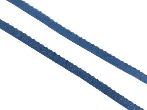 SanDaLu elastisches Einfassband petrol