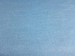 SanDaLu blau melierter Jersey Stoff