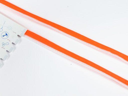 SanDaLu Reflektorpaspel neon orange Lineal