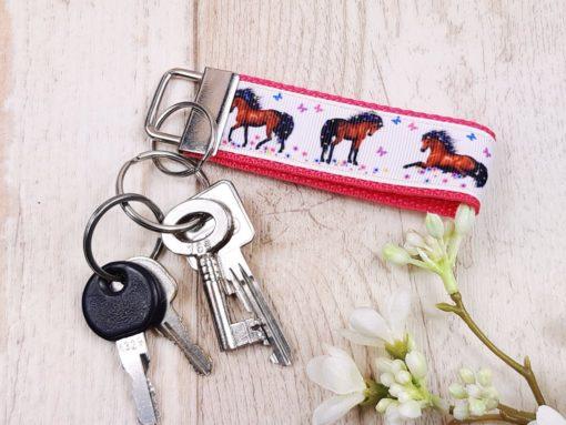 SanDaLu Schlüsselanhänger Pferd