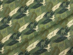 SanDaLu Dino Jersey army grün