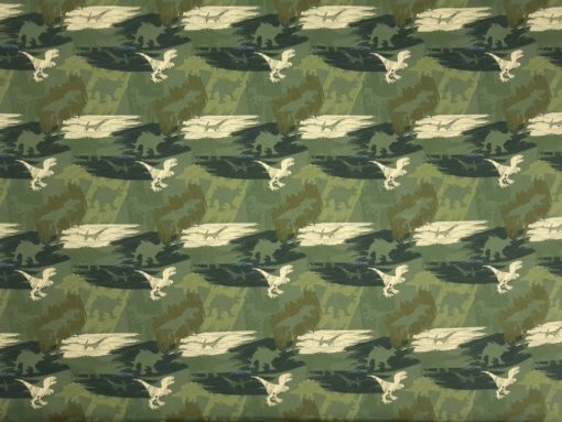 SanDaLu Dino Jersey army grün Überblick