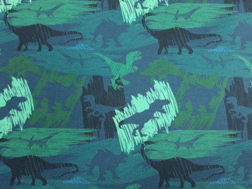 SanDaLu Dino Stoff Detail
