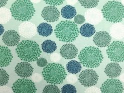 Dots in dots dysty mint Details