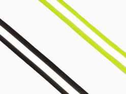 SanDaLu Reflekorband 25mm leuchtend