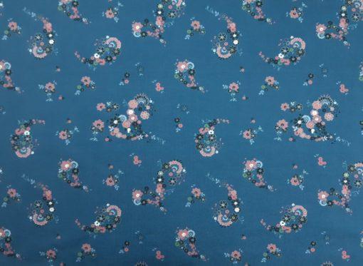 SanDaLu Stoff mit kleinen Blüten Überblick