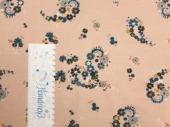 Boteh-Muster Lineal senkrecht